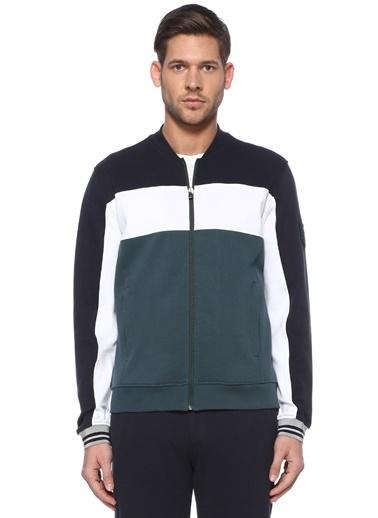 Corneliani Id Sweatshirt Yeşil